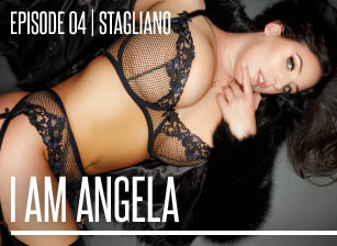 EvilAngel I Am Angela, Ep. 4: Ciao Bella! feat Angela White  HD VIDEO Siterip 1080p HD