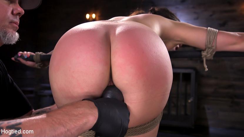 Kink.com hogtied Pain Slut Juliette March In Predicament Bondage And Suffering  WEBL-DL 1080p mp4