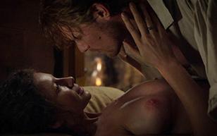 MrSkin Caitriona Balfe's Latest Nude Scene in Outlander  Siterip Videoclip