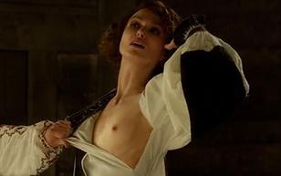 MrSkin Keira Knightley's Latest Nude Scene in Colette  Siterip Videoclip