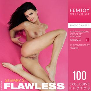 FEMJOY Flawless feat Stefany G. release December 3, 2018  [IMAGESET 4000pix Siterip NUDEART]