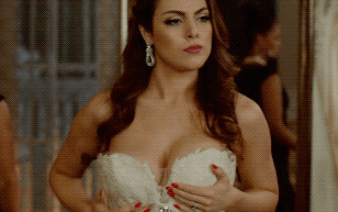 MrSkin Elizabeth Gillies Gives Them a Shake in Dynasty  Siterip Videoclip
