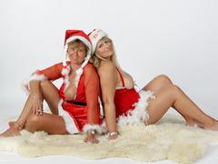TacAmateurs SweetSusi – Horny Xmas Girls Photo Album  [IMAGESET/Videoclip Amateur ]