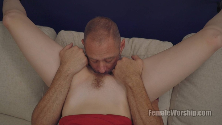 Clips4Sale Don't You Look Comfortable #PUSSYEATING  Female Worship  Siterip Amateur XXX