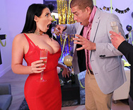 Real Wife Stories Fappy New Year – Angela White – 1 December 31, 2018 Brazzers Siterip 2018