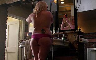 MrSkin Emma Hunton's Cheek Peek in Good Trouble  Siterip Videoclip