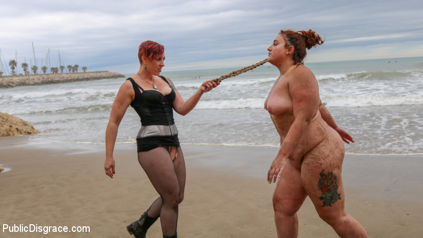 publicdisgrace BBW Mimosa Sacrifices Every Last Dread of Dignity Jan 21, 2019[Kink.com]  Siterip BDSM h.264