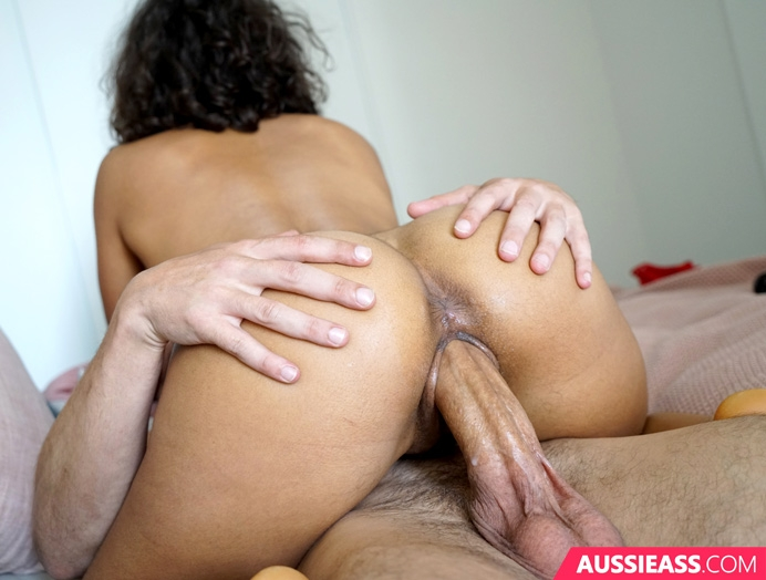 Aussie Ass 463 Rubi Valentine on camera for the first time  Siterip Video 720p  mp4
