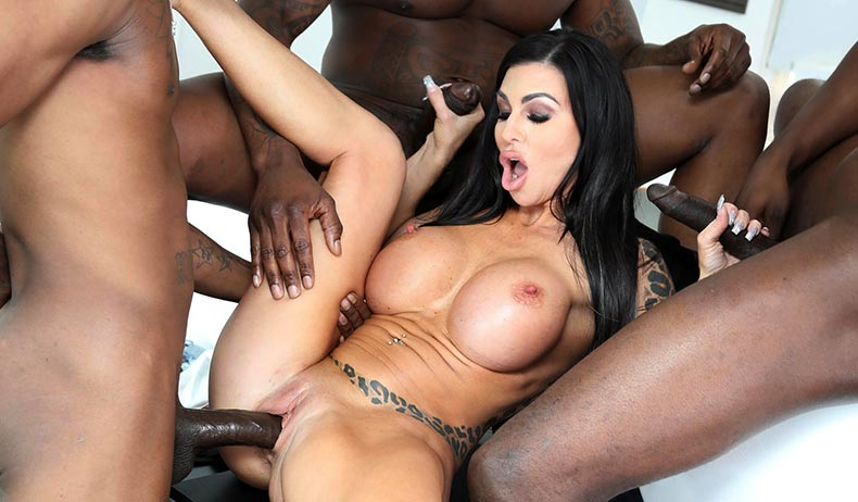 BlacksOnBlondes.com Melissa Lynn  [Siterip Dogfart Studios 720p Mp4]