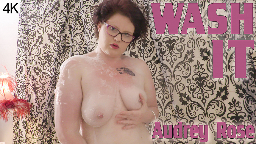 GirlsoutWest Audrey Rose – Wash It  Video  Siterip 720p mp4 HD
