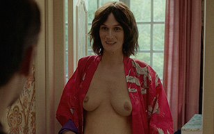 MrSkin Clotilde Hesme Has Her Chest on Display in Diane Has the Right Shape  Siterip Videoclip