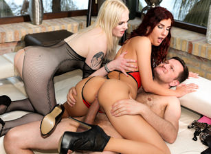 EvilAngel Roccos Dirty Girls #03, Scene #01 feat Shona River  HD VIDEO Siterip 1080p HD
