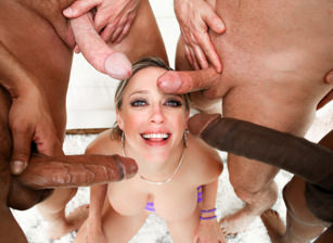 EvilAngel MILF Dees Interracial DP Gangbang! feat Dee Williams  HD VIDEO Siterip 1080p HD