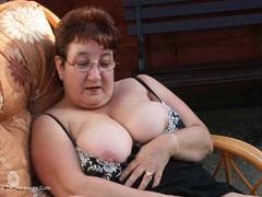 TacAmateurs KinkyCarol – Stripping In The Evening Sun Pt2 Photo Album  [IMAGESET/Videoclip Amateur ]