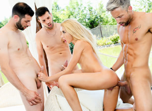 EvilAngel Teen Katrins Anal Fun Seduces Voyeurs feat Katrin Tequila  HD VIDEO Siterip 1080p HD