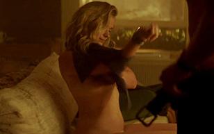 "MrSkin Elizabeth Lail's Nip-Slip in Netflix' ""You""  Siterip Videoclip"
