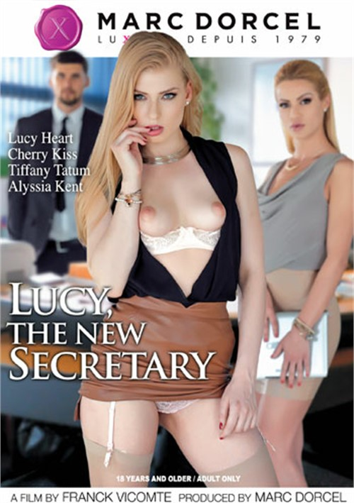 Lucy, The New Secretary DVD Release  [DVD.RIP. H.264 Production Year 2019]