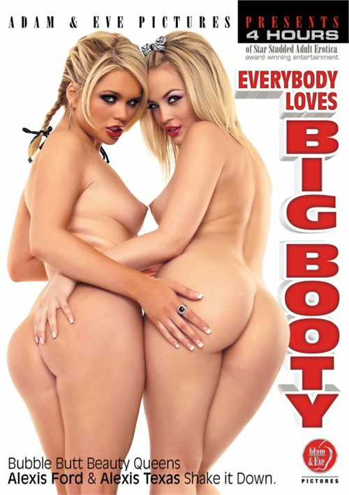 Everybody Loves Big Booty DVD Release  [DVD.RIP. H.264 Production Year 2019]