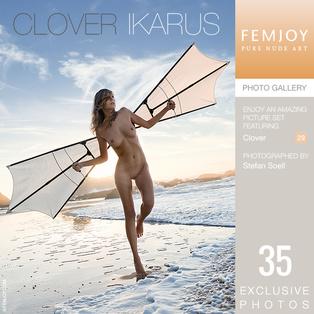 FEMJOY Ikarus feat Clover release January 5, 2019  [IMAGESET 4000pix Siterip NUDEART]