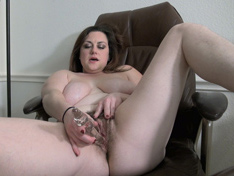 WeareHairy.com Sexy meeting at the office of Annatasia Holland  Video 1089p Hairy Closeup
