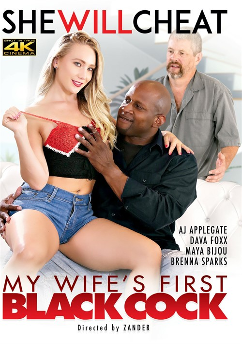 My Wife's First Black Cock DVD Release  [DVD.RIP. H.264 Production Year 2019]