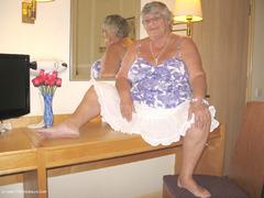 TacAmateurs GrandmaLibby – Sexy Pics Photo Album  [IMAGESET/Videoclip Amateur ]