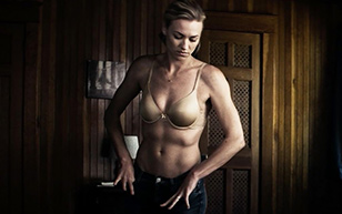 MrSkin Yvonne Strahovski's Latest Scene in He's Out There  Siterip Videoclip
