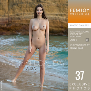 FEMJOY A Very Special Day feat Alisa I. release January 2, 2019  [IMAGESET 4000pix Siterip NUDEART]