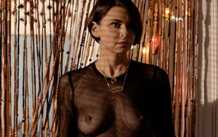 MrSkin Oksana Lada's Tatas Through Her Shirt in The Big Take  Siterip Videoclip