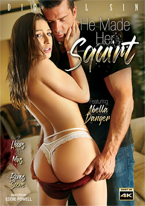 He Made Her Squirt DVD Release  [DVD.RIP. H.264 Production Year 2019]
