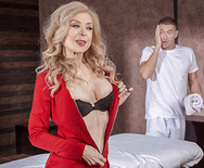 Dirty Masseur Milfy Massage – Nina Hartley – 1 January 22, 2019 Brazzers Siterip 2018