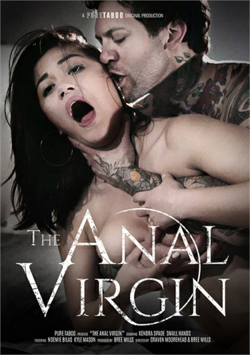 Anal Virgin, The DVD Release  [DVD.RIP. H.264 Production Year 2019]