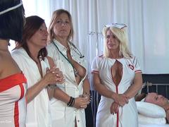 TacAmateurs NudeChrissy – The Nurses Erectile Problem HD Video  [IMAGESET/Videoclip Amateur ]