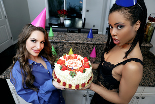 Share My BF Kimmy Granger, Kira Noir - Happy 10th Birthday Mofos  [MOFOS NETWORK SITERIP 1080p mp4] Siterip RIP