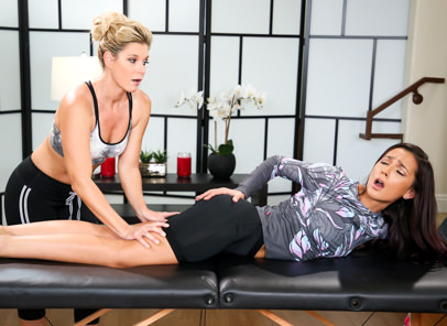 Allgirlmassage India Summer in The Sore Cyclist  Siterip 1080p h.264 Video FameNetwork