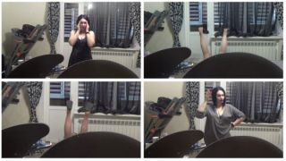MANYVIDS RussianBeauty in Falling backwards throwing legs in air  Video Clip WEB-DL 1080 mp4