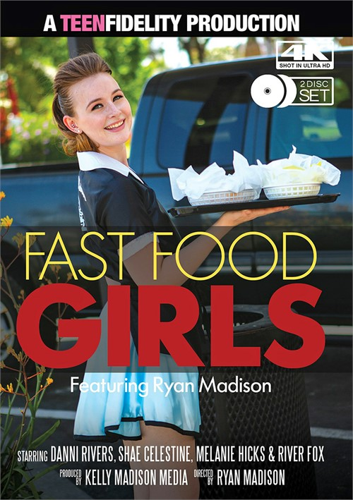 Fast Food Girls DVD Release  [DVD.RIP. H.264 Production Year 2019]