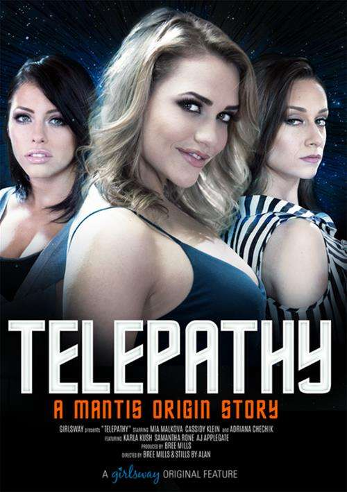 Telepathy: A Mantis Origin Story DVD Release  [DVD.RIP. H.264 Production Year 2019]