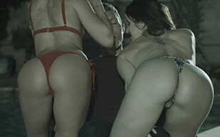 MrSkin Shelley Jane's Thong Scene in The Doll  Siterip Videoclip