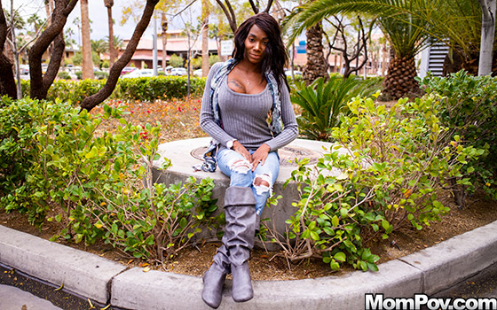 MomPov Sexy little dark skin spinner MILF Feb [SITERIP XXX ]