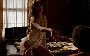 MrSkin Brittany Renner's Panty Scene in American Soul  Siterip Videoclip