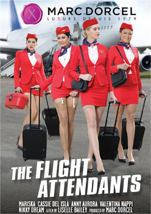 Flight Attendants, The DVD Release  [DVD.RIP. H.264 Production Year 2019]