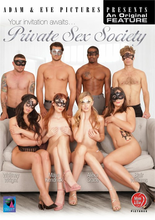 Private Sex Society DVD Release  [DVD.RIP. H.264 Production Year 2019]