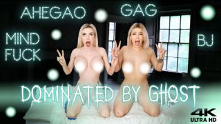 MANYVIDS RoxyCox in Ghost Ahegao BJ with Gagging & Mindfuck  Video Clip WEB-DL 1080 mp4