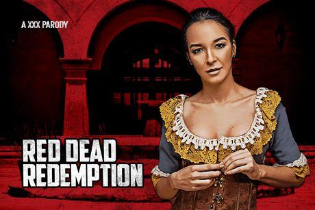 VrCosplayX Red Dead Redemption A XXX Parody VR Porn Video  [SITERIP VirtualReality XXX]