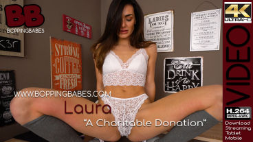 Boppingbabes Laura A Charitable Donation  SITERIP Boppingbabes