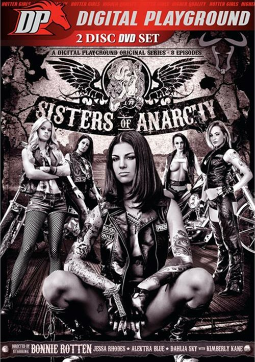 Sisters Of Anarchy DVD Release  [DVD.RIP. H.264 Production Year 2019]