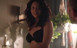 MrSkin Alyssa Diaz Latest Scene in The Rookie  Siterip Videoclip