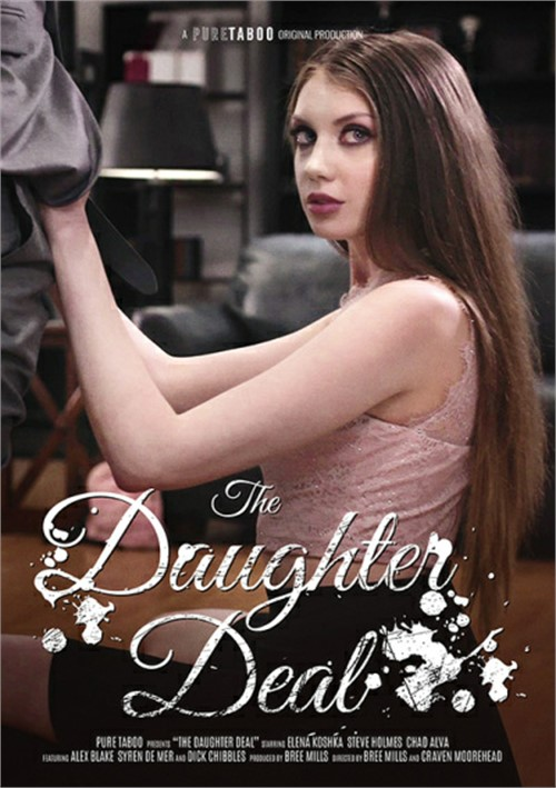 Daughter Deal, The DVD Release  [DVD.RIP. H.264 Production Year 2019]