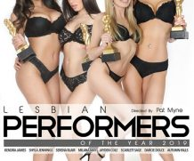 Lesbian Performers Of The Year 2019 DVD Release  [DVD.RIP. H.264 Production Year 2019]